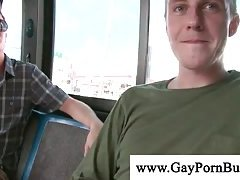 Straight guys compare eachothers dicks