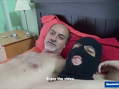 Daddy Fucking a Guy