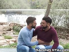 RagingStallion Hot Latino and Arab Passionate Fucking