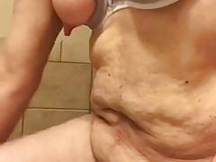 Artemus - Crossdressed, Tits, Cock and Cum Striptease