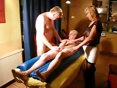Bisexual senior men sex
