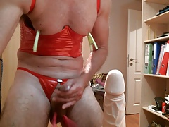 olibrius71 piss drink, toys anal, rosebud prolaps