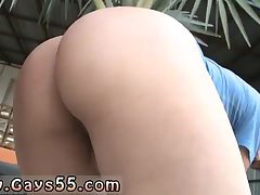 Hot outdoor banging