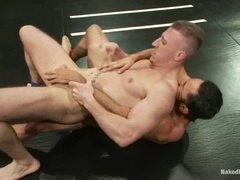 Submissive gay Gianni Luca blows and gets fucked in all positions