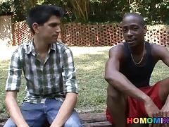 Bradley Wood Gives A Black Guy Some White Ass