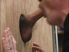Glory Hole At It's Best!!!