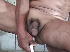 Enema,  Shower head insertion