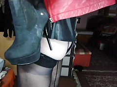 Cum on High Heels Mix 725