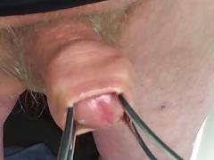 Outdoor foreskin