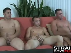 Young blonde cutie got her wet pussy drilled in a foursome