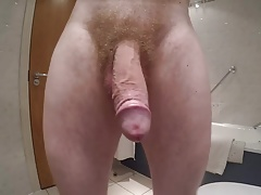 Huge Cock close up