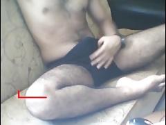 Sofiane, Algeria - Arab Gay Sex - Xarabcam ( SD - 26 MIN )