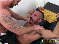 Real amatuer gay porn Alessio Revenge Tickled