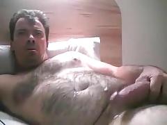 Mature daddy cum
