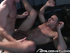 Brent Corrigan's Looking for a Bottom to Fuck Hard