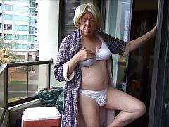 Naughty Gigi - dirty blondes love ATM