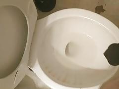 Peeing in panties