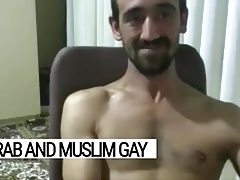 Libyan Arab gay ass fucker