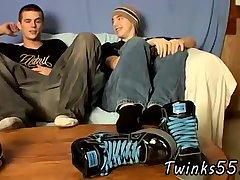 Foot Play Jack Off Boys