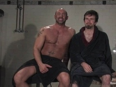 CJ Madison gets drowned, beaten and fucked by Dante in BDSM scene
