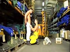 warehouse fucks
