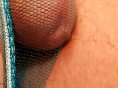 cumming in new panty