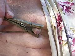 Leaky Nipple Torture