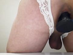 Big butt plug ass