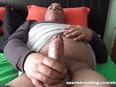 Horny Str8 Dude Barebacking