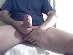 VERY THICK COCK CUM