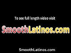 Super smooth gay latinos having gay sex