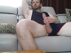 more of mickey jacking and cumming