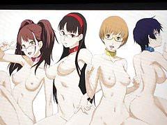Persona 4 girls Tribute