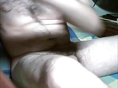 THICK UNCUT HAIRY PENIS