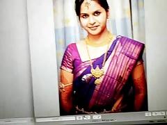 Birthday Cum Tribute for Preethi - Huge cumshot