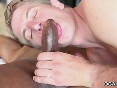 Seth Bond takes a big black cock