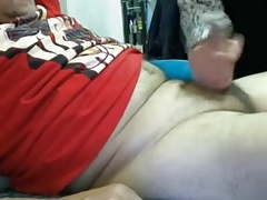 Joven Masturba a Maduro