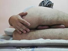 Feet Arab bitch boy