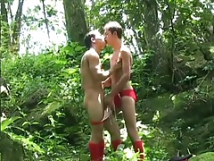 Twinks Fucking Outdoor