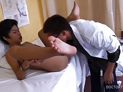 Kinky Medical Fetish Asians Barebacking