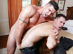 Trenton Ducati fucks the robber