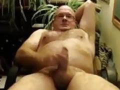Daddy wanking 100218