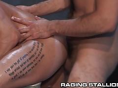 RagingStallion Bruno Bernal Tops Hot Sailor