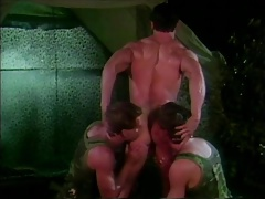 3 White Boys Fuck Each Other