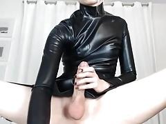Sexy tranny