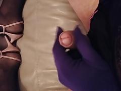 Sexy feet and cock again (no cum)