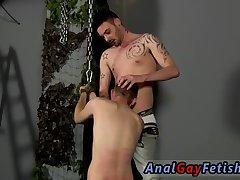 Slave Boy Fed Hard Inches