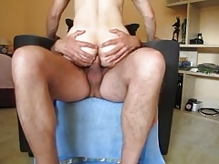 riding on my daddy