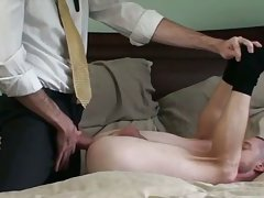 Curious young missionary