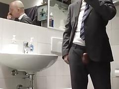 Suit boner